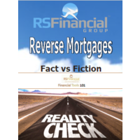 Reverse Mortgage Fact vs Fiction