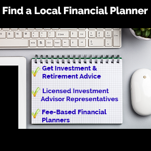 Finad a Local Financial Planner