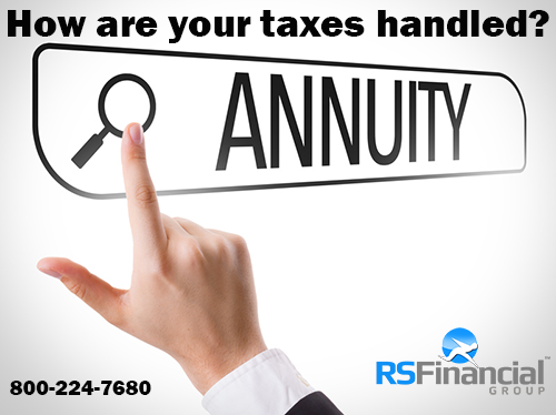 Taxes Annuitiy-Chris Sumner Financial Planner in Memphis